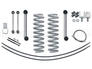 "Jeep Cherokee XJ (1984-2001) 3,5"" Lift Kit Suspension Rubicon Express"