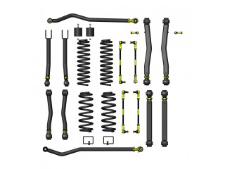 "Jeep Wrangler JL (LHD) 2,5"" Lift Kit Suspension Clayton"