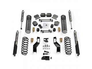 "Jeep Wrangler JL 2D (LHD) 3,5"" Lift Kit Suspension Sport ST3 w/ Falcon 2.1 Monotube TeraFlex"