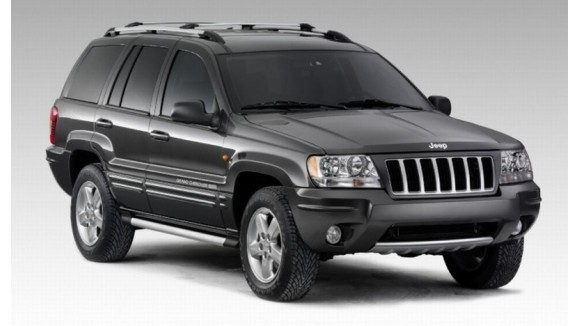 Jeep Grand Cherokee Wj Greggson Off Road
