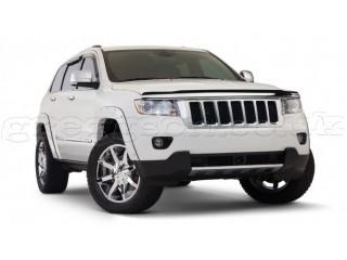 Jeep Grand Cherokee WK2 Fenders Flares Pocket Style Bushwacker